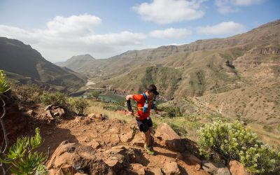Transgrancanaria HG introduces variations in the course in order to improve the race experience