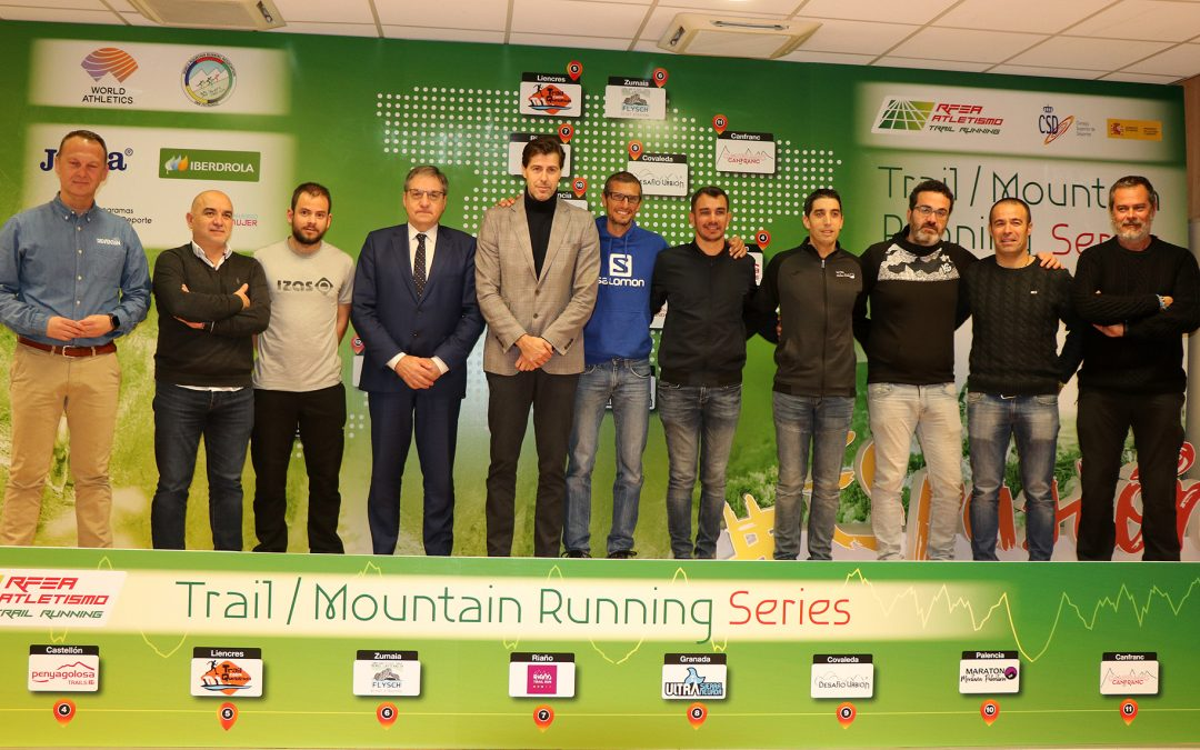 Transgrancanaria HG participará en el Trail Mountain Running Series 2020