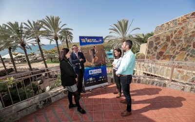 H10 Playa Meloneras Palace reinforces the collaboration with the Transgrancanaria HG